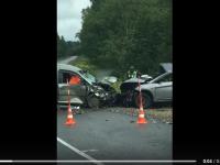 Страшная авария в Крестецком районе. Есть погибшие