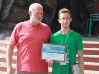 Студент НовГУ стал победителем Международной молодёжной школы проектного управления