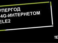 Tele2 подвела итоги года работы 4G в Новгородской области и поделилась интересными фактами о предпочтениях новгородцев