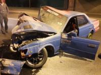 Участник новгородского Autosation попал в аварию по дороге домой
