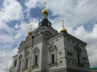 Улица Большевистская ведет в Борисоглебский монастырь