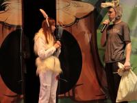 В Боровичах поставили спектакль молодые люди с ограниченными возможностями