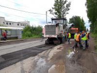 В Боровичах  приступили к ремонту одной из самых многострадальных улиц