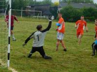 В День села поддорские футболисты сражались с холмской командой, как на мундиале