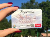 В июле число поездок по транспортной карте «Береста» выросло в 8 раз