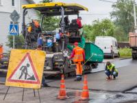 В мэрии рассказали, на какой стадии находится ремонт новгородских дорог