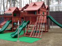 В Новгородской области в соцучреждениях установят 11 уличных игровых площадок