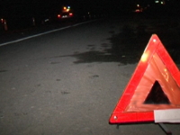 В Новгородском районе ночью перевернулась Lada Granta