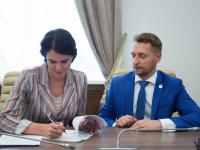 Министерство инвестиционной политики и «Директориум» будут вместе работать над продвижением региона