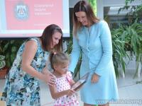 В Великом Новгороде детям-инвалидам вручили сертификаты на отдых