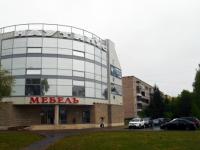 В Великом Новгороде к ТЦ «Наутилус» хотят пристроить пятиэтажку