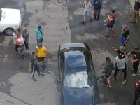 В Великом Новгороде на улице Мира подростки подняли на уши всех соседей
