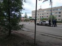 В Великом Новгороде сбили насмерть женщину на пешеходном переходе