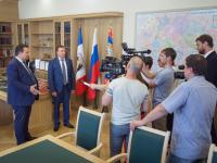 Видео: Новгородская область включена в программу «Учитель для России» от «Сбербанка»