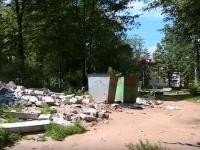 Видео: в Крестцах наконец-то снесли свой «знаменитый» жуткий туалет