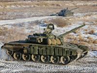 Указ президента: 90-я танковая дивизия стала «гвардейской Витебско-Новгородской»