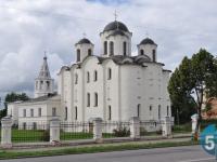 Завтра новгородцы и туристы могут бесплатно посетить два собора