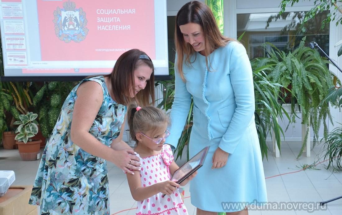 Осенью новгородские дети-инвалиды смогут пройти оздоровительные программы в санаториях