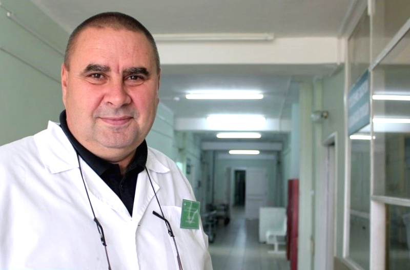 Новгородские медики без политики: Вадим Ладягин