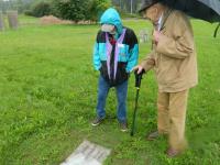 95-летний бывший солдат вермахта Хуго Боссе приехал в Новгородскую область