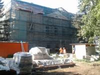 Дворянский дом в «Витославлицах» украсят золотая кладовая и бельведер для любования окрестностями