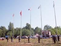 Фоторепортаж: экспедиция «Волховский фронт. Чудово» объединила поисковиков восьми стран