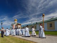 Фоторепортаж: празднование Иверской иконы Божией Матери на Валдае