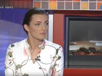 Глава новгородского минздрава дала практические советы в прямом эфире
