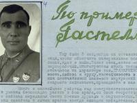 Минобороны опубликовало ко Дню ВВС данные о летчике, который воевал на Новгородчине