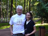 Старую Руссу посетил отец экс-министра иностранных дел Великобритании Бориса Джонсона