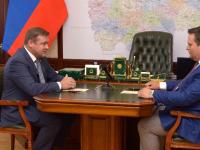 Новгородская и Рязанская области подписали соглашение о сотрудничестве