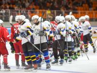 Новгородская хоккейная команда «Йети» стала призером кубка губернатора