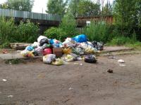 Парфинский кризис с мусорными контейнерами должен скоро разрешиться
