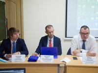 Перевозчики в Великом Новгороде обсудили вопросы транспортной безопасности