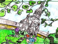 Ровно через неделю Великий Новгород превратится в «Город зеленого цвета»