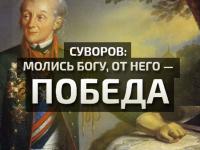 Сегодня в селе Кончанском откроется выставка «А. В. Суворов и православие»