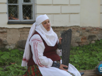 Участница фестиваля «Словиша» Аушра Буткаускиене: приятно, что новгородцы интересуются народной музыкой