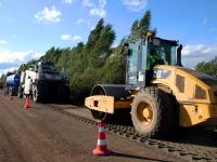 Участок дороги Луга – Новгород ждет ремонт по технологии холодного ресайклинга