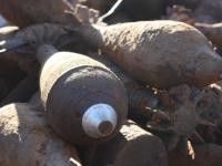 В Батецком районе уничтожили артиллерийские снаряды и гранату