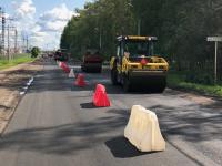 В Чудове до 15 сентября отремонтируют важный участок дороги