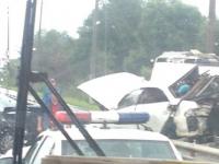 В ДТП на выезде из Великого Новгорода погиб водитель