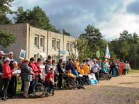 В Крестецком районе в 23 раз пройдет туристический слет инвалидов