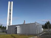 В Малой Вишере запустили блок-модульную газовую котельную