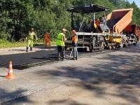 В Новгородской области починят 23 километра дороги Валдай - Демянск