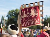 В Старой Руссе состоялся фестиваль «Княжья братчина»: фоторепортаж