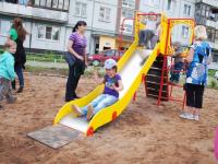 В Великом Новгороде комфортную городскую среду во дворах сформировали на 45%