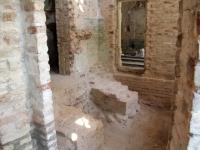 Во время реставрации дома графини Орловой-Чесменской обнаружили «похожий на печку» нужник