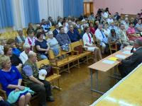 Юрий Бобрышев ответил на ряд вопросов жителей Западного района
