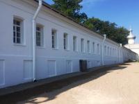 Завершился первый этап реставрации настоятельских покоев Юрьева монастыря