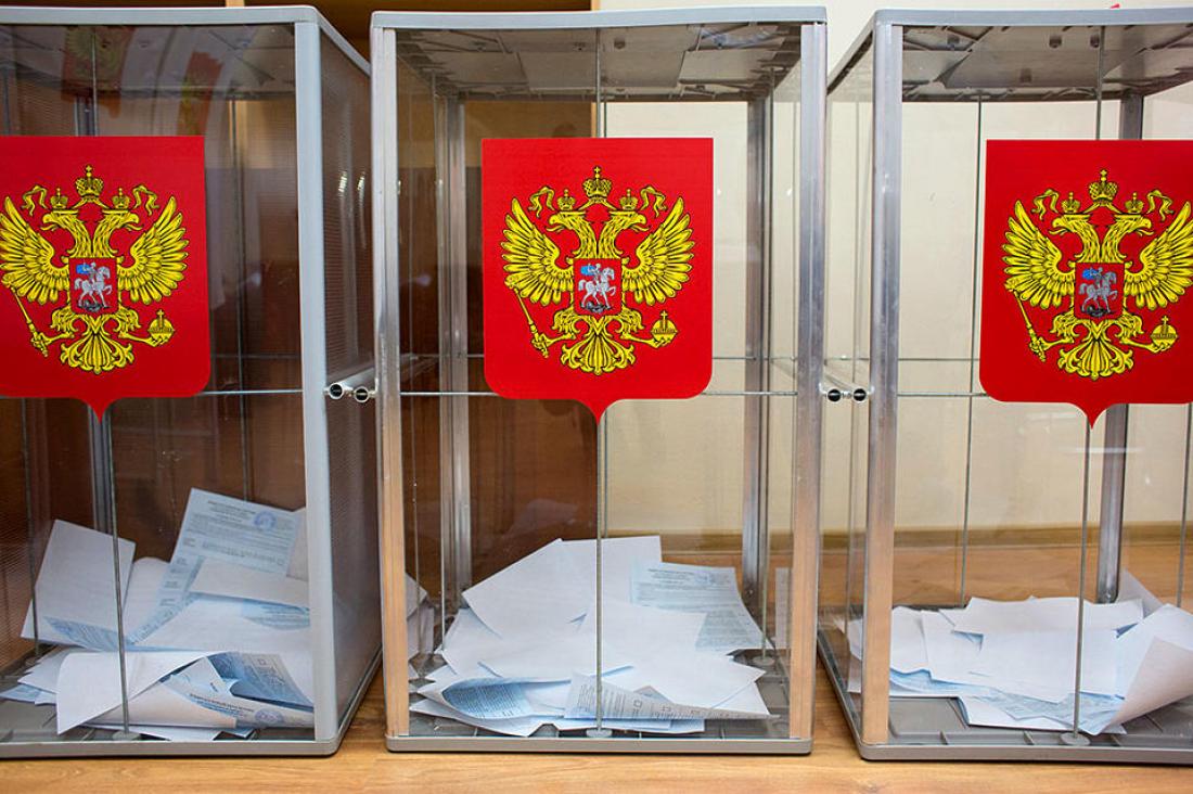 На довыборах в Госдуму от Новгородской области осталось обработать 0,56% протоколов участковых комиссий